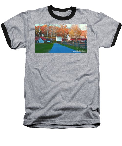 A World With Octobers Baseball T-Shirt