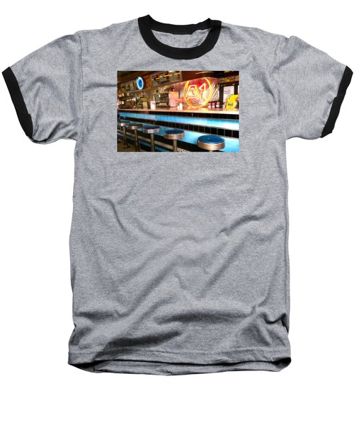 A1 Diner In Gardiner, Maine Baseball T-Shirt