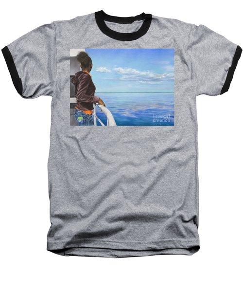 Abaco Dream Baseball T-Shirt