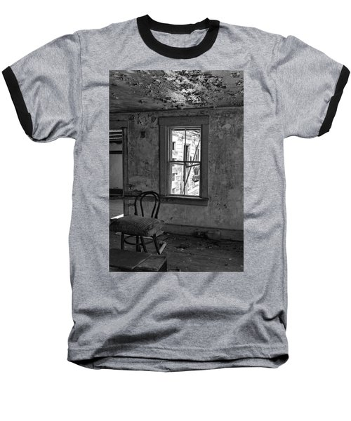 Abandon House Living Room Baseball T-Shirt