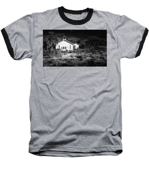 Baseball T-Shirt featuring the photograph Abandon by Marvin Spates