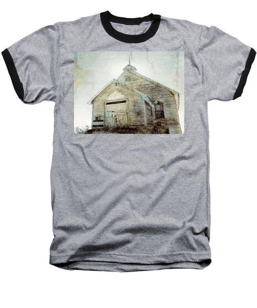 Abandoned Church 1 Baseball T-Shirt