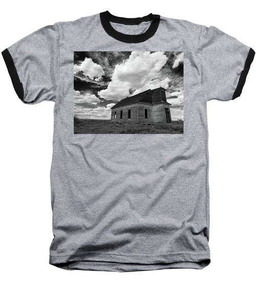 Abandoned Church  Baseball T-Shirt