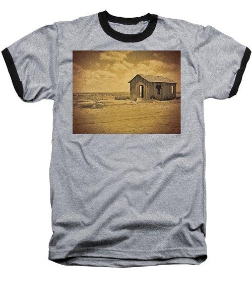 Abandoned Dust Bowl Home Baseball T-Shirt