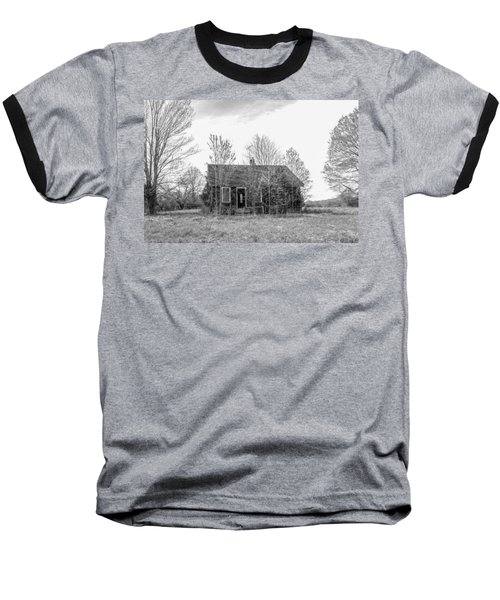 Abandoned House Queenstown, Md  Baseball T-Shirt