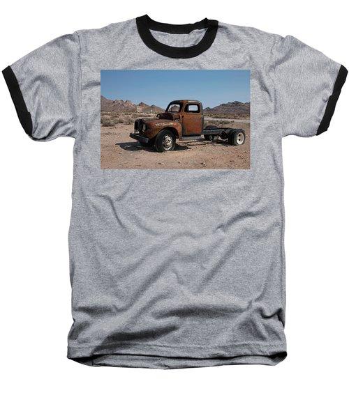 Abandoned In Rhyolite Baseball T-Shirt