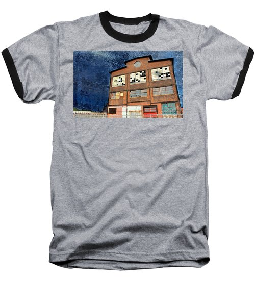 Abandoned Industrial Baseball T-Shirt