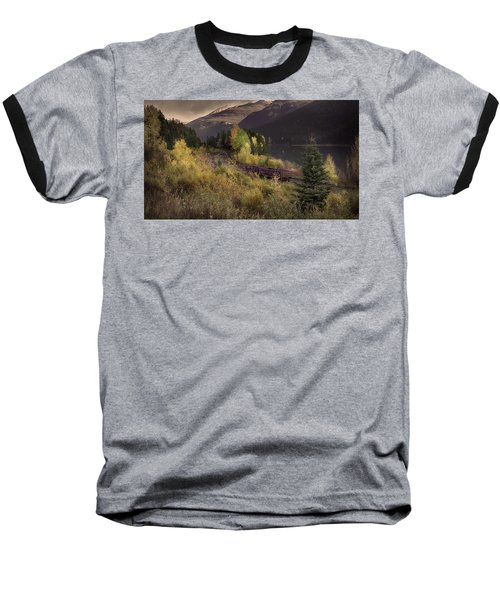 Baseball T-Shirt featuring the photograph Abandoned  by John Poon