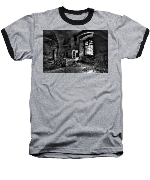 Abandoned Kitchen Baseball T-Shirt