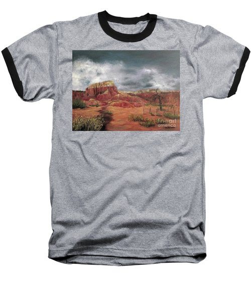 Abandoned  Ranch Baseball T-Shirt