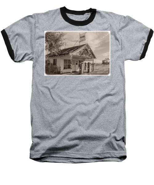 Baseball T-Shirt featuring the photograph Abandoned by Robert Bales