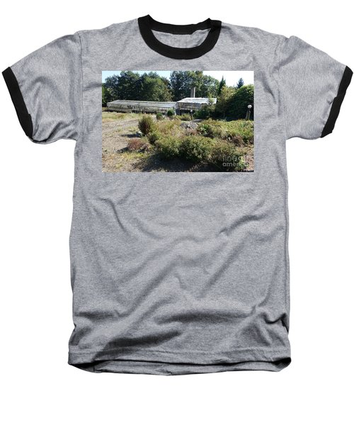 Abanoned Old Horticulture Baseball T-Shirt
