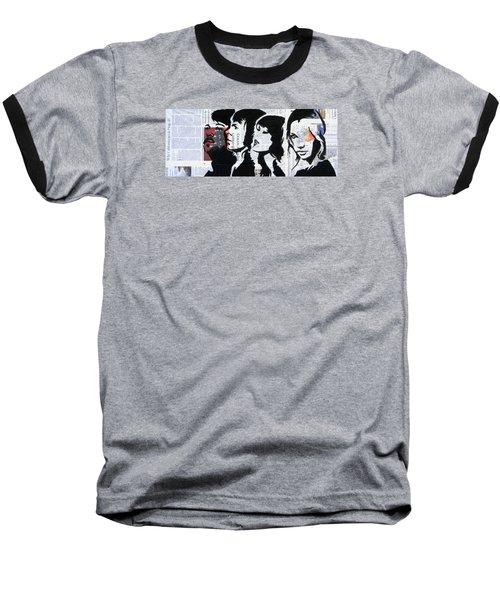 Abba Baseball T-Shirt