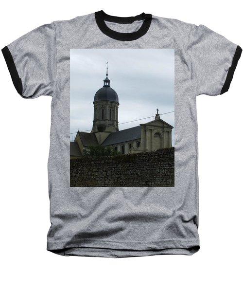 Abbey De Juaye Mondaye Baseball T-Shirt