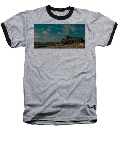 Abbeyside Church Baseball T-Shirt