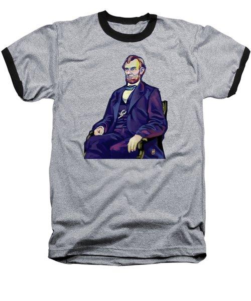 Abe Baseball T-Shirt