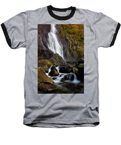 Aber Falls 2 Baseball T-Shirt