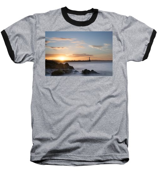 Aberdeen Sunset Baseball T-Shirt