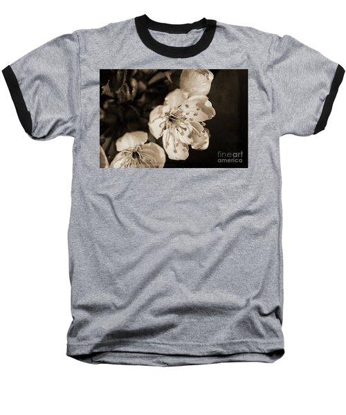 Baseball T-Shirt featuring the photograph Abiding Elegance by Linda Lees