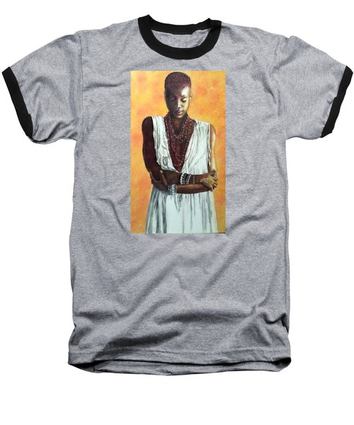 Abigail Baseball T-Shirt