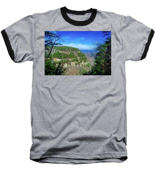 Above The Canyon Baseball T-Shirt