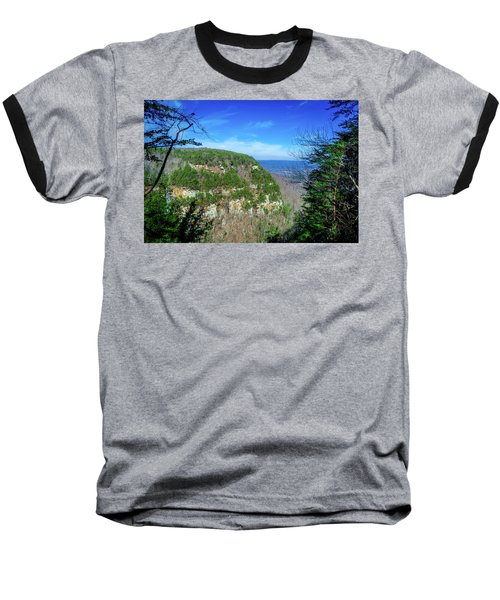 Above The Canyon Baseball T-Shirt
