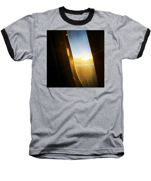 Above The Clouds 05 - Sun In The Window Baseball T-Shirt