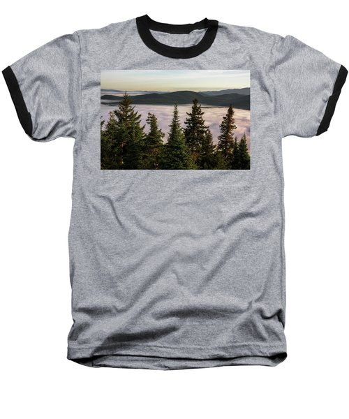 Above The Clouds Baseball T-Shirt