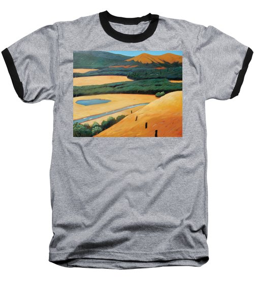 Above The Highway Baseball T-Shirt