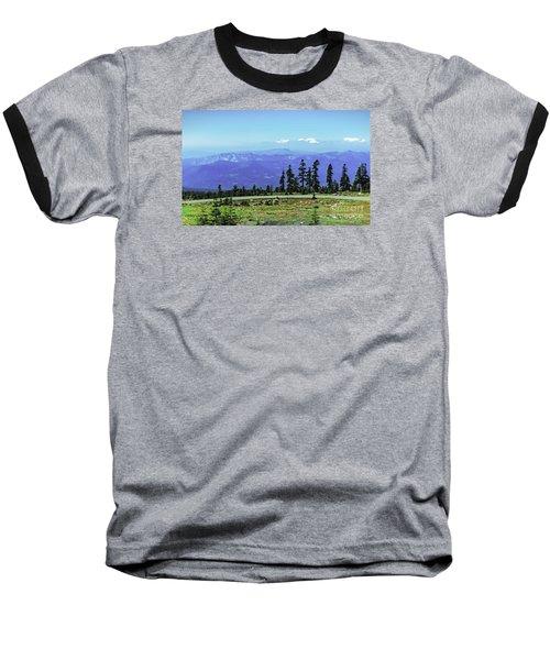 Above The Smoke Baseball T-Shirt
