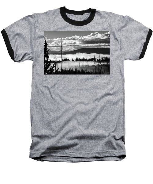 Baseball T-Shirt featuring the photograph Rising Above by Colleen Coccia
