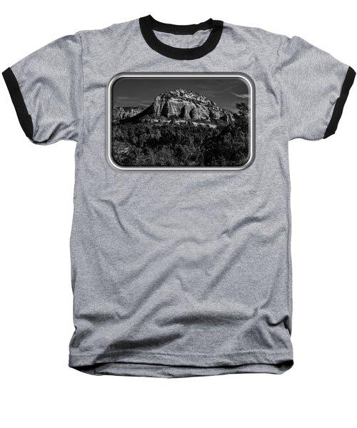 Above The Vortex Bw Baseball T-Shirt