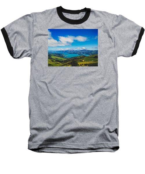 Above To Below Baseball T-Shirt