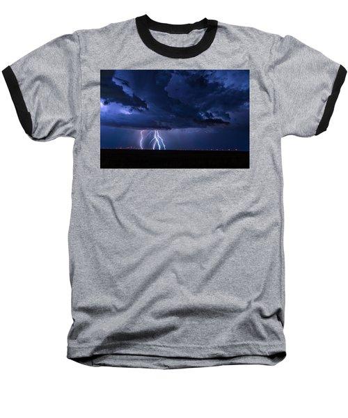 Above Wildorado Baseball T-Shirt