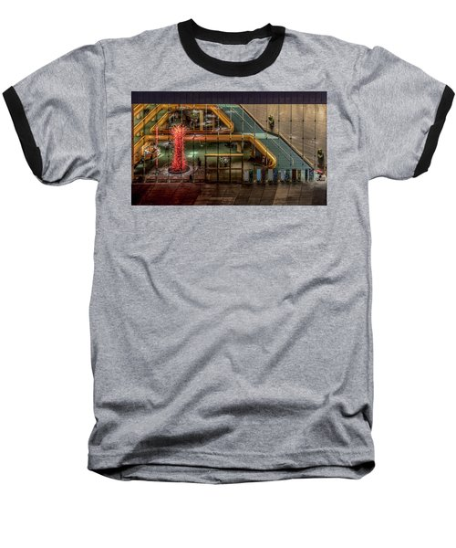 Abravanel Hall Baseball T-Shirt