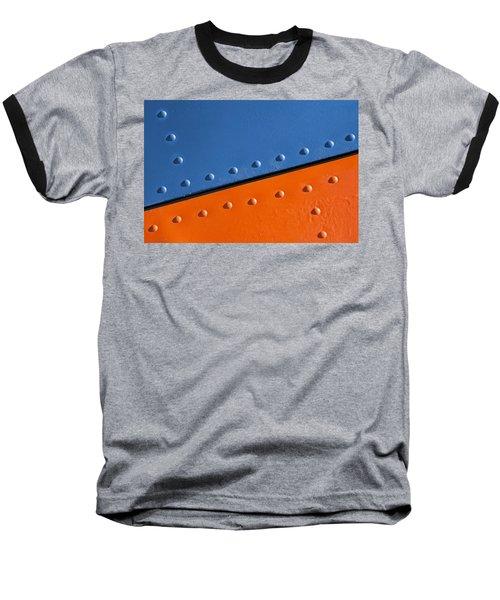 Absolutely Riveting Baseball T-Shirt by Paul Wear
