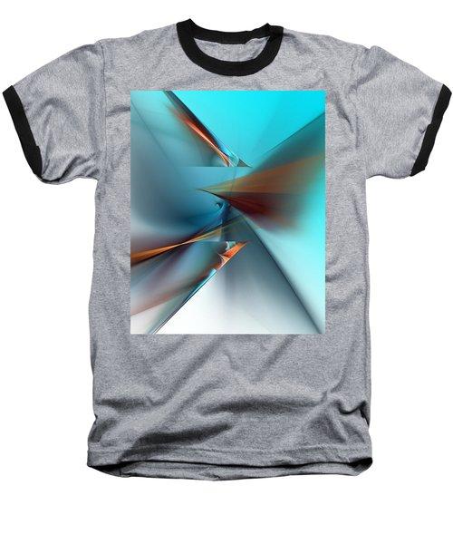 Abstract 040411 Baseball T-Shirt