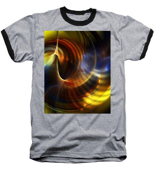 Abstract 040511 Baseball T-Shirt