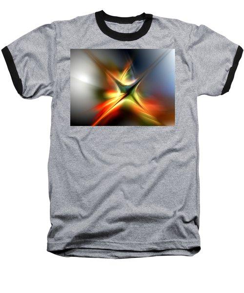 Abstract 060310a Baseball T-Shirt