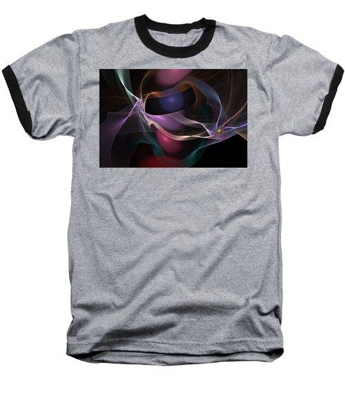 Abstract 062310 Baseball T-Shirt