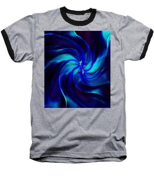 Abstract 070810 Baseball T-Shirt