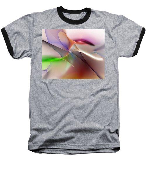 Abstract 082710 Baseball T-Shirt