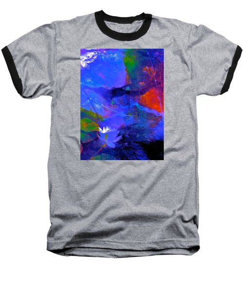 Abstract 112 Baseball T-Shirt