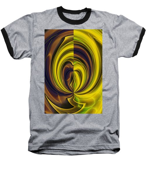 Abstract 121510 Baseball T-Shirt