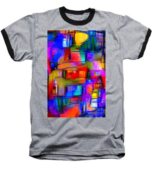Abstract 1293 Baseball T-Shirt
