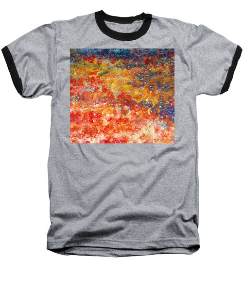 Abstract 2. Baseball T-Shirt