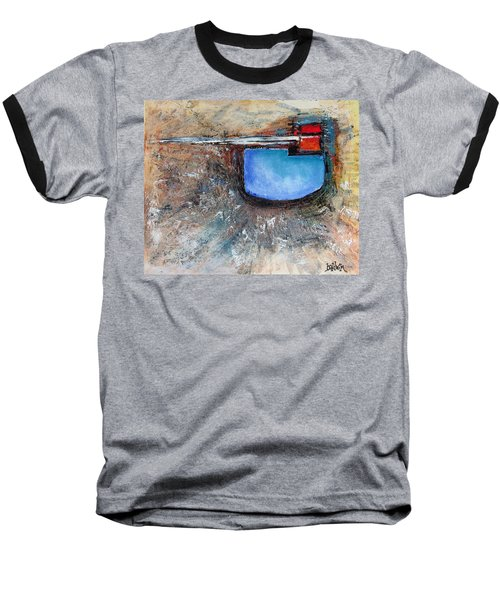 Abstract 200112 Baseball T-Shirt