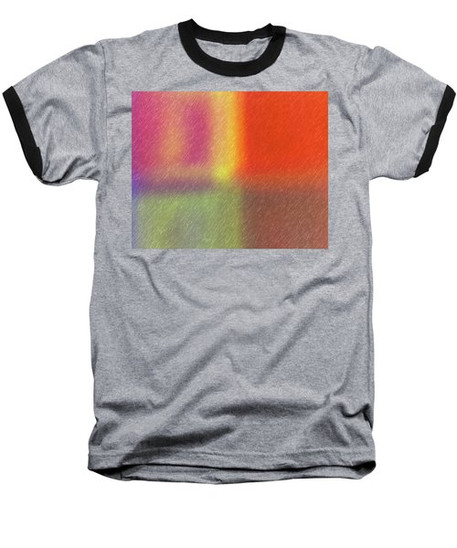 Abstract 5791 Baseball T-Shirt