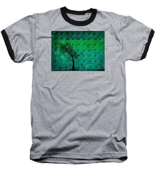 Abstract #7 Baseball T-Shirt