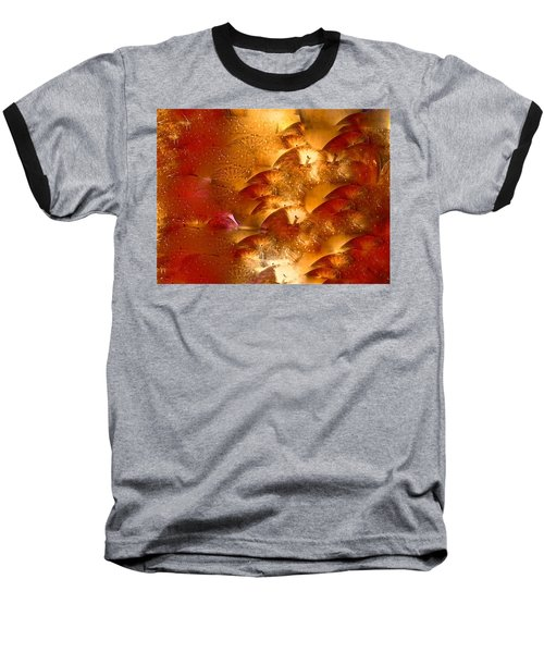 Abstract 70 Baseball T-Shirt